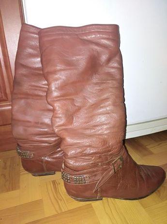 Сапоги зимові чоботи  300 грн. - Жіноче взуття Івано-Франківськ на Olx 92cdf485d6b79