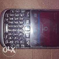 Blackberry that can whatsapp FB everything CpT