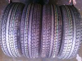 225/75/R15 on special new tyres for sale In a good condition