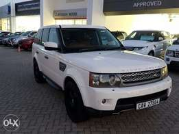 Range Rover Sport 2010 5L Supercharged