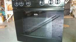 Defy undercounter slimline oven and hob0