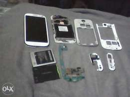 Samsung s3 to trade for hauwie touch screen