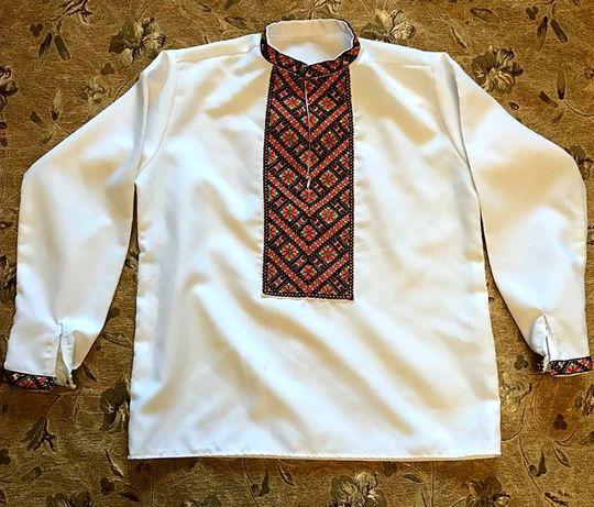 Вишиті сорочки на хлопчика від 6 до 13 років  200 грн. - Одяг для ... d3342056d5eb3