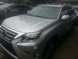 Tincan cleared tokunbo lexus gx460 015 fuloption keyless