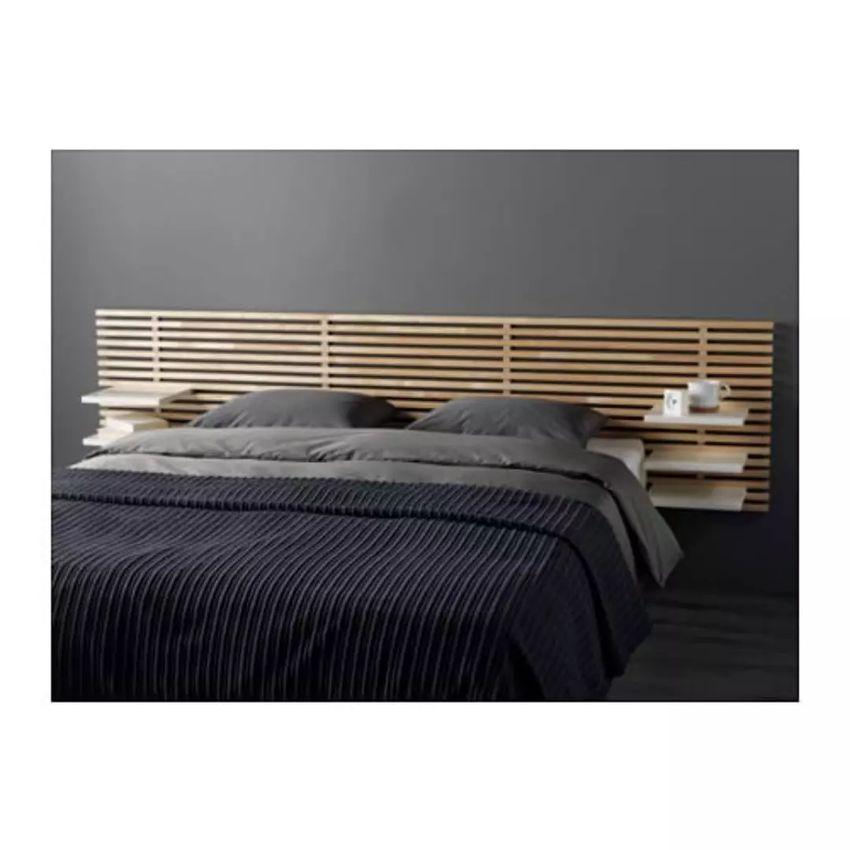 400fc6b84307 Čelo postele IKEA Mandal - Ložnice - 12018116