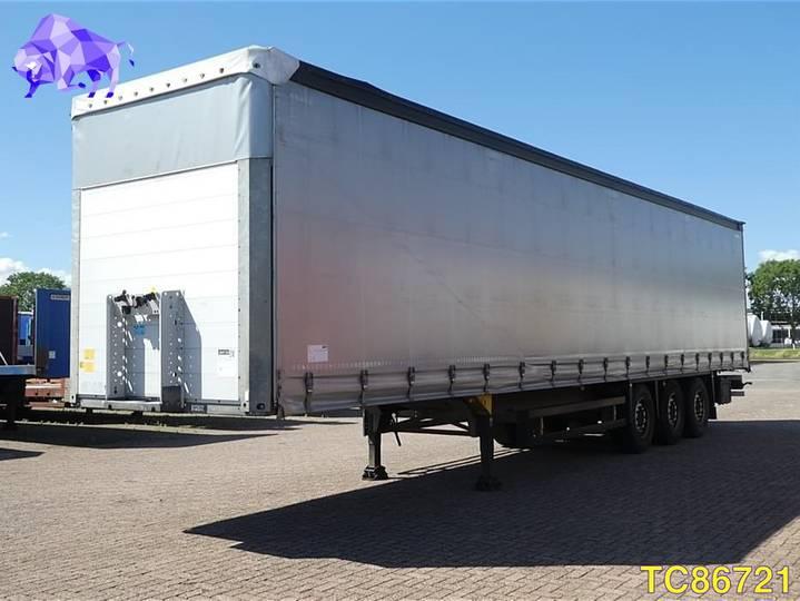 Schmitz Cargobull Curtainsides - 2016