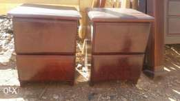 Bed side units/drawers