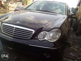 Just like Toks Mercedes Benz C240 for sale at give away price