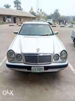 Benz E230 '02 model very neat for quick sale