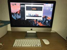 "Apple Mac 21"" All in one"