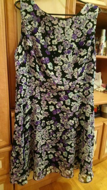 Sukienka w kwiaty 4244 Marki • OLX.pl