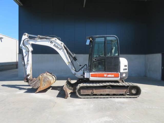 Bobcat 442 B - 2007