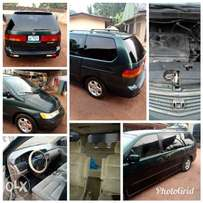 clean honda odyssey 03 first body. Great offer!