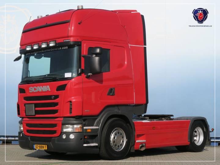 Scania R480 LA4X2MNA | Hydraulic | PTO - 2013