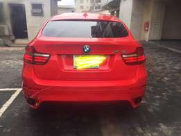 Registered 013 BMW X6