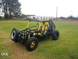 1400 vw home built buggy