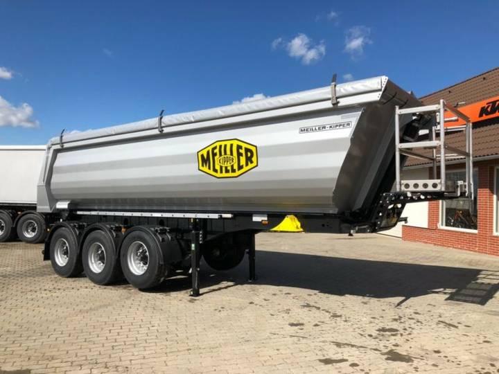 Meiller MHPS 44.3-NEU-26m3./Liftachs/Scheibenbr/Sofort!! - 2019