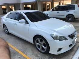 2010 Toyota Mark X Sports Package - Available in Mombasa