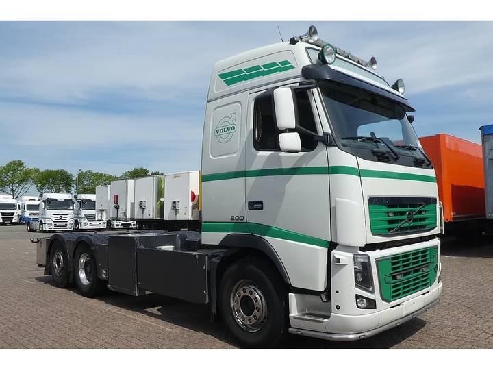 Volvo FH 16.600 6x2*4 pto veb+ - 2011