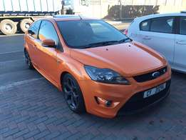 2010 Ford Focus 2.5 ST
