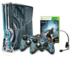 Xbox 360 limited Halo edition