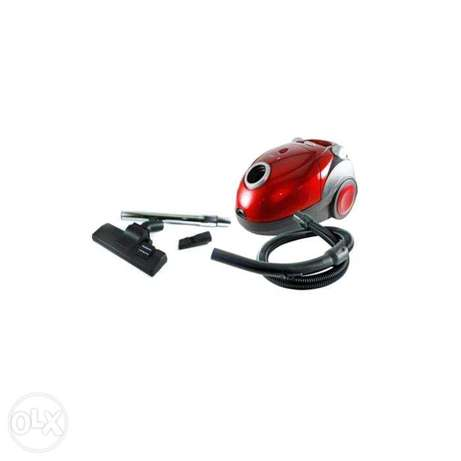 HAEGER 2400W Strong Suction 2.0L Vacuum Cleaner 360° Rotary Wheels