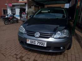 Golf 5 plus for sale
