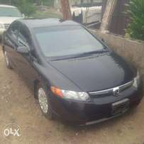 Direct Tokunbo Honda Civic, 2008, Very OK