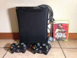 XBOX 360 Elite with Controllers