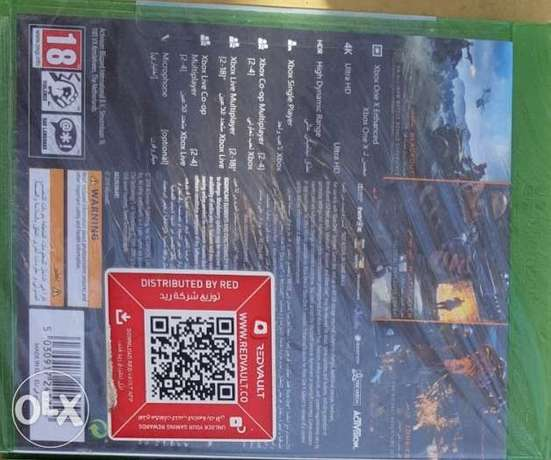 Call Of Duty Black Ops 4 New sealed