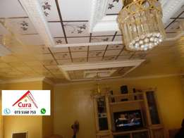 PVC ceiling ; decorated ceiling ; Home improvements