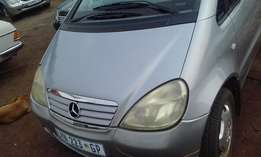 Benz a160for sale