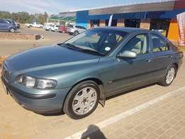 Volvo s60 T5 for sale or swap for 4x4