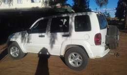 Jeep Cherokee 2.5 CRD LTD edition Diesel for sale