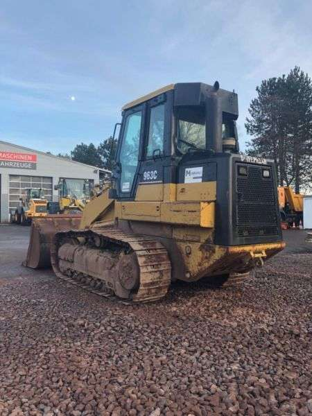 Caterpillar 963c ** Bj 2000/14000h ** - 2000 - image 3
