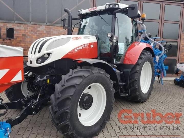 Steyr profi 4145 cvt - 2017