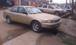 Buy and drive a clean camry orobo