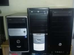 Socket 1155 Dual Core and i3 Towers.