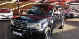 Land Rover Range Rover Sport HSE4
