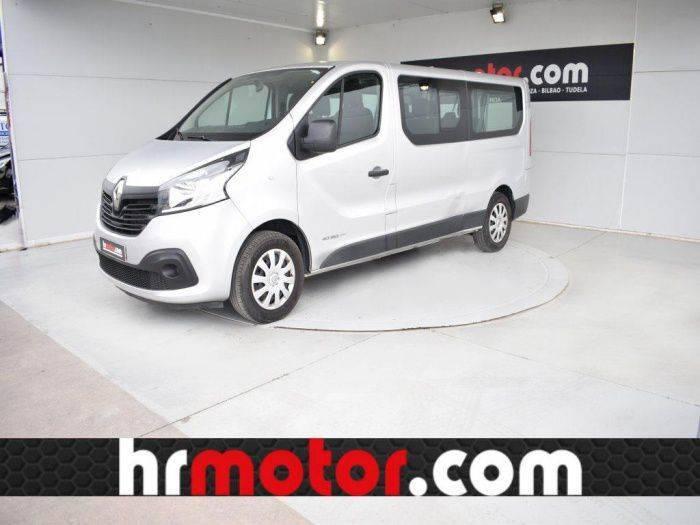 Renault Trafic Passenger 1.6dci Tt Energy Edition L 120 - 2015