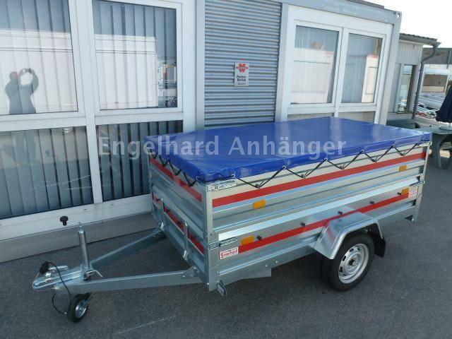 TEMA PRO 2312 DBW - 750 kg ca. 236x125x76 cm