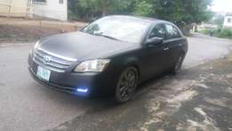 ADORABLE MOTORS; A clean, sound 08 Toyota Avalon
