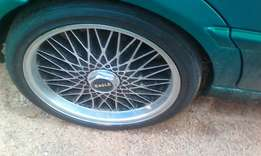 17inch Lenzo Eagles with tyresfor swap for 15inch rims with tyres