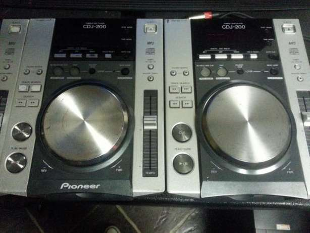 CDJ 200 Workstation Ocean View - image 1