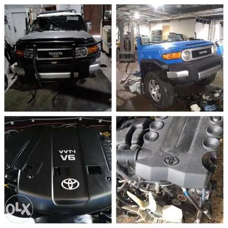 Toyota Spare Parts zgharta