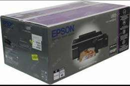 Epson L805 photo and plastic ID printer