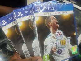 Fifa 18 ps4 Game finally here
