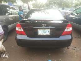 03 registered Toyota camry sports for sale