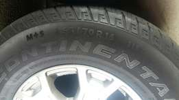 Ford Ranger T7 Mags and tyres