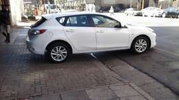 Mazda 3 bank repo for sale